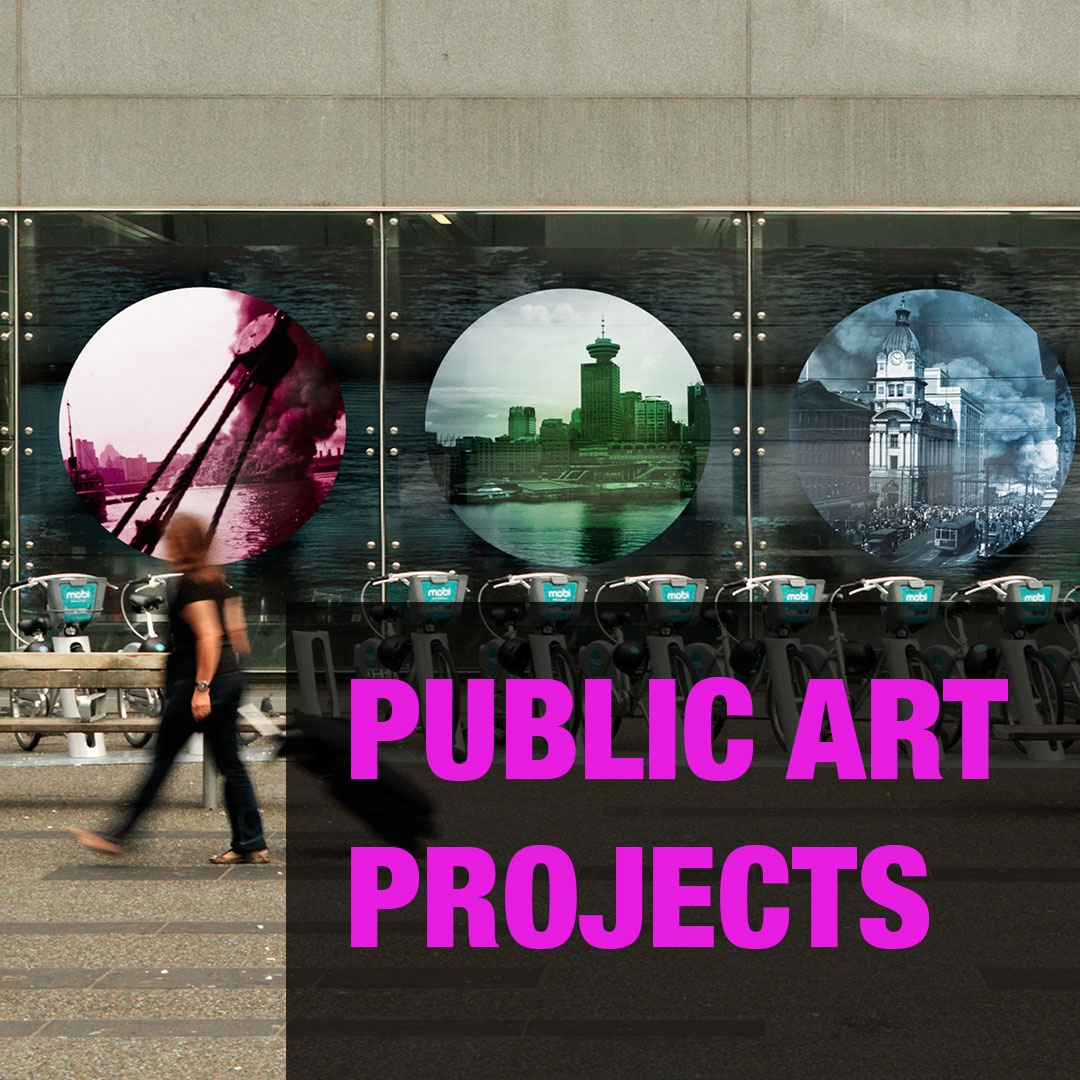 public art projects - Achong