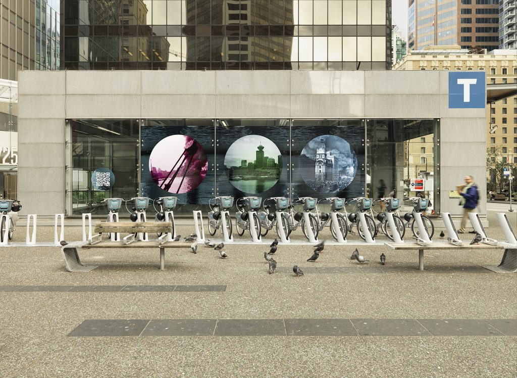 PIER D -  Public Art project by Deanne Achong