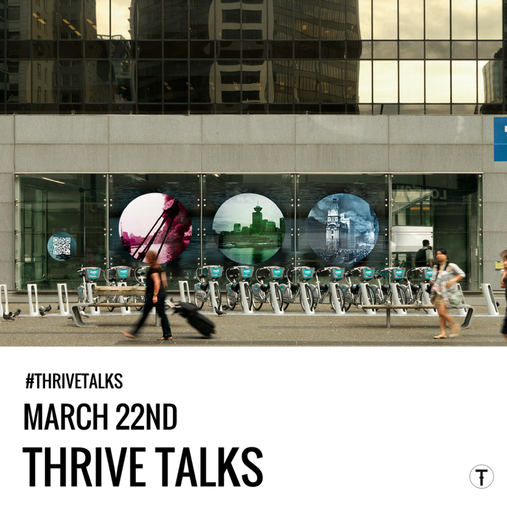 Thrive Talk Achong
